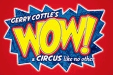 Gerry Cottle Wow Circus
